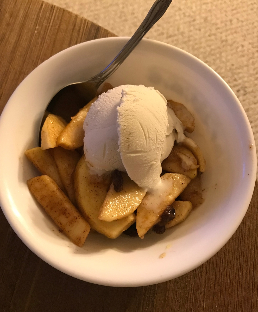 Slow Cooker Cinnamon Apples